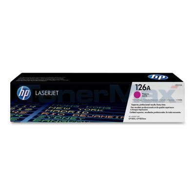 HP LASERJET PRO CP1025 PRINT CARTRIDGE MAGENTA
